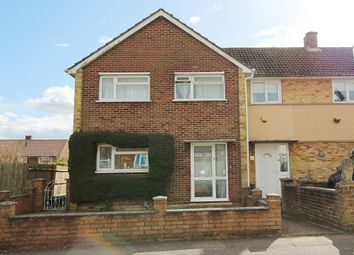 Thumbnail 3 bed end terrace house for sale in Hopwood Close, Newbury