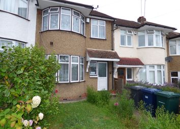 Thumbnail 3 bed terraced house to rent in Derwent Avenue, East Barnet