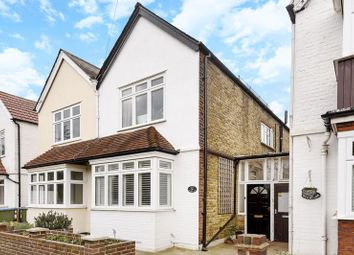 Thumbnail 2 bed semi-detached house for sale in Rectory Lane, Long Ditton, Surbiton