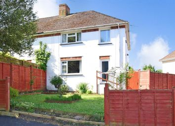 Thumbnail 4 bed semi-detached house for sale in Linden Road, Newport, Isle Of Wight
