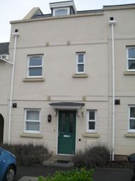 Thumbnail 4 bed terraced house to rent in Clearwell Gardens, Cheltenham