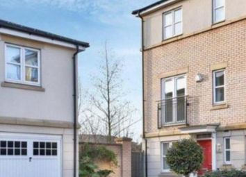 Thumbnail 4 bed end terrace house for sale in Castle Quay Close, Castle Marina, Nottingham