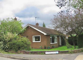 Thumbnail 3 bedroom detached bungalow for sale in Mumford Drive, Ashbourne
