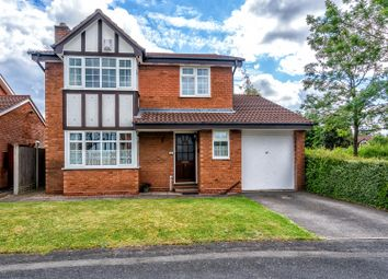 Thumbnail 4 bed detached house for sale in Ferndown Close, Bloxwich, Walsall