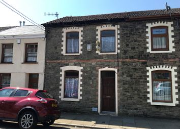 Thumbnail 2 bed terraced house for sale in Dumfries Street, Treherbert, Treorchy, Rhondda, Cynon, Taff.