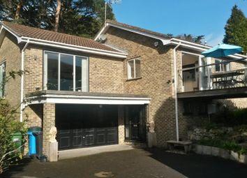 Thumbnail 3 bedroom detached house for sale in Branksome Park, Poole, Dorset