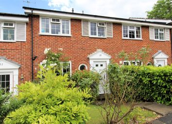 Thumbnail 3 bed terraced house to rent in Cavenham Close, Woking