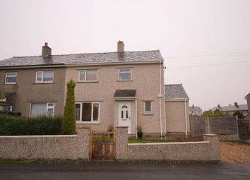 Thumbnail 3 bed semi-detached house for sale in Coniston Road, Carnforth