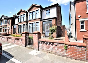 Thumbnail 4 bedroom semi-detached house for sale in Gloucester Avenue, Blackpool, Lancashire