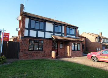 Thumbnail 5 bed property to rent in Severn Close, Stretton, Burton Upon Trent, Staffordshire