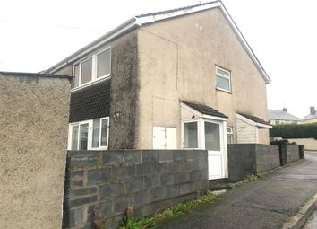 Thumbnail 2 bed flat to rent in Woodbine Close, Pembroke, Pembrokeshire