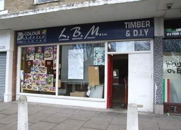 Thumbnail Retail premises to let in 477 Herringthorpe Valley Road, Rotherham