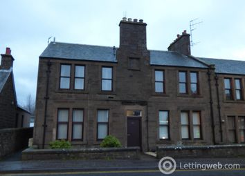 Thumbnail 1 bed flat to rent in Brechin Road, Forfar, Angus