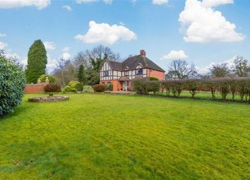Thumbnail 4 bed detached house for sale in Cresswell Lane, Cresswell, Stoke-On-Trent