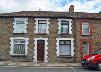 Thumbnail 3 bed terraced house for sale in Middle Street, Pontypridd, Mid Glamorgan
