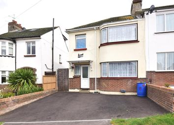 Thumbnail 3 bed end terrace house for sale in Warwick Crescent, Rochester, Kent