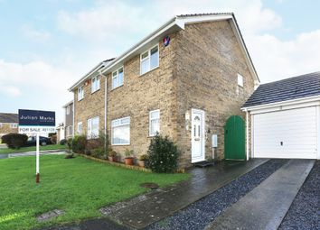 Thumbnail 3 bed semi-detached house for sale in Lych Close, Plymstock, Plymouth