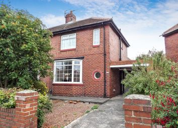 Thumbnail 3 bedroom semi-detached house to rent in Harton House Road, South Shields