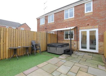 Thumbnail 2 bed town house for sale in Croft House Way, Bolsover, Chesterfield