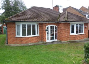 Thumbnail 2 bed detached bungalow for sale in Shaftesbury Road, Gillingham