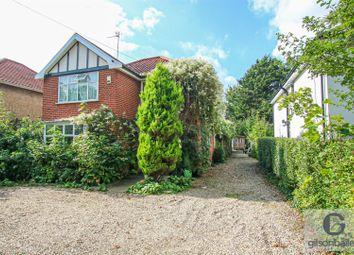 Thumbnail Detached house for sale in Larkman Lane, Norwich