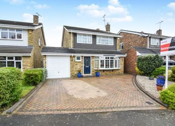 Thumbnail 4 bed detached house for sale in Chestwood Close, Billericay