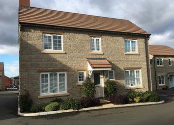 Thumbnail Detached house for sale in Saxon Mill, Ridgeway Farm, Swindon