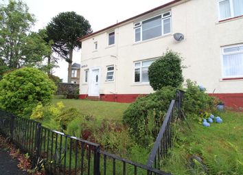 Thumbnail 2 bed flat to rent in Betula Drive, Clydebank