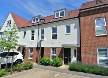 Thumbnail 4 bed property for sale in Hewlett Close, Addlestone