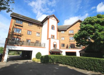Thumbnail 1 bed flat to rent in Sopwith Way, Kingston Upon Thames, Surrey