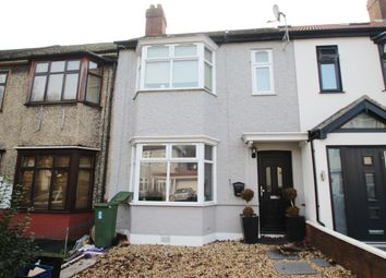 Thumbnail 3 bedroom terraced house for sale in Sherwood Road, Ilford
