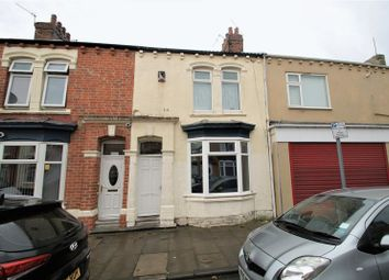 Thumbnail 3 bed terraced house for sale in Abingdon Road, Middlesbrough
