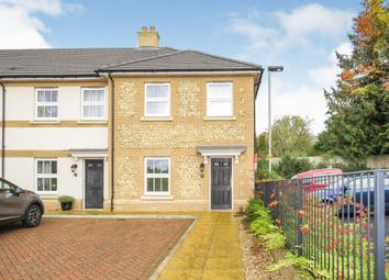 Bailey Lane, Wilton, Salisbury SP2. 3 bed end terrace house for sale