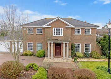 Thumbnail 4 bed detached house for sale in Blenheim Place, Folkestone