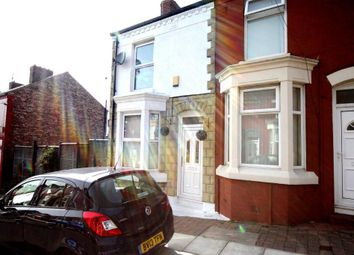 Thumbnail 2 bed end terrace house to rent in Draycott Street, Dingle, Liverpool