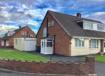 Thumbnail 2 bed semi-detached house for sale in Hafren Road, Little Dawley, Telford