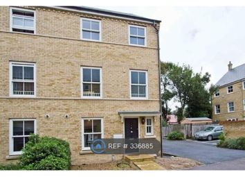 Thumbnail 5 bed end terrace house to rent in Silk Street, Ipswich