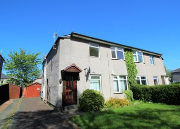 Thumbnail 2 bed flat for sale in Crofthill Road, Glasgow