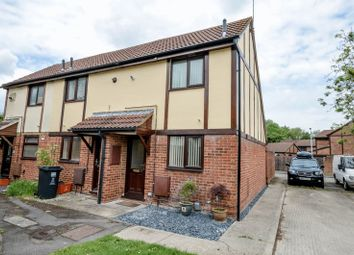 Thumbnail 1 bed end terrace house for sale in Goldcrest Walk, Swindon