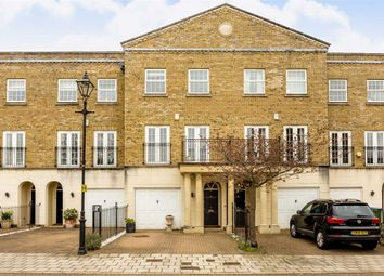 Thumbnail 4 bed flat to rent in Chadwick Place, Long Ditton, Surbiton