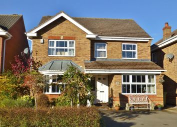 Thumbnail 5 bed detached house for sale in Gunthorpe Close, Oakham