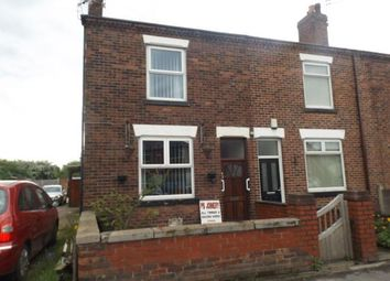 Thumbnail 2 bedroom end terrace house for sale in Church Lane, Lowton, Warrington, Greater Manchester