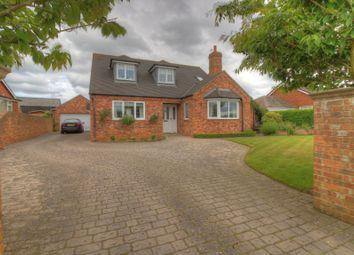 Thumbnail 4 bed bungalow for sale in Water Lane, Flamborough, Bridlington