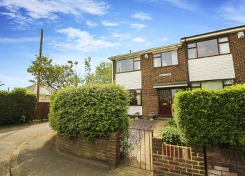 3 bed terraced house for sale in Pent Court, Lead Road, Greenside NE40