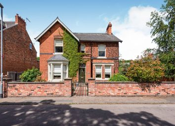 Thumbnail 4 bedroom detached house for sale in Dominie Cross Road, Retford