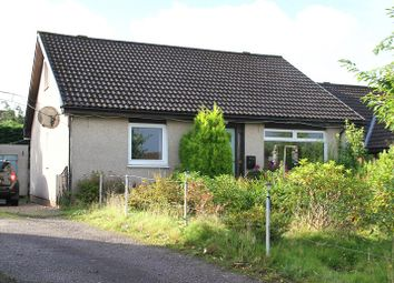Thumbnail 3 bed semi-detached bungalow for sale in Dun Mor Avenue, Lochgilphead