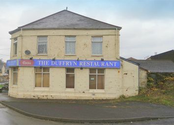 Thumbnail Commercial property for sale in Duffryn Hotel, Coegnant Road, Maesteg, Mid Glamorgan