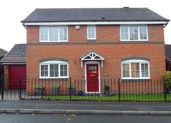 Thumbnail 3 bed detached house for sale in Cedar Drive, Northfield, Birmingham