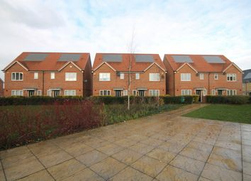 Thumbnail 3 bed semi-detached house for sale in Holywell Way, Staines-Upon-Thames, Surrey