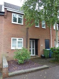 Thumbnail 3 bed terraced house to rent in Peverell Road, Norwich